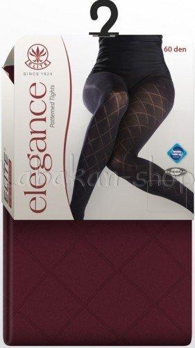Vzorované punčochové kalhoty Elite Gabriela-4 barvy empty 31beedec12