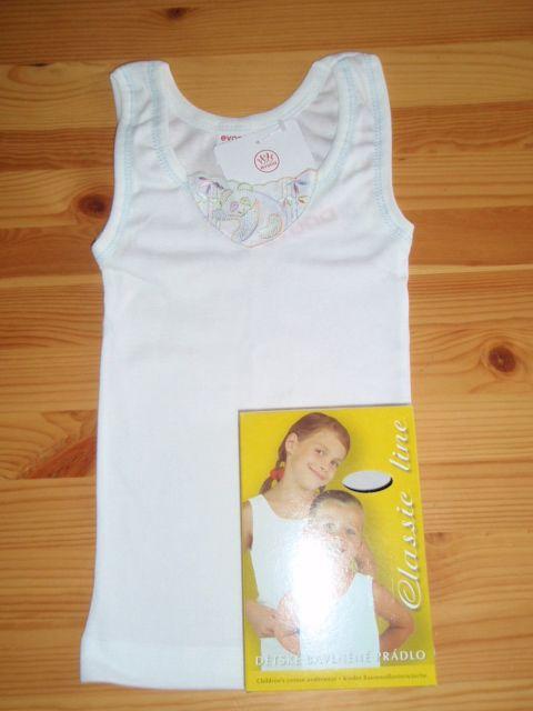 Dívčí košilka Julie-100%bavlna(122-140)